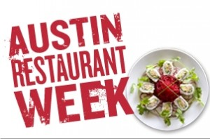 Austin Restaurant Week Logo