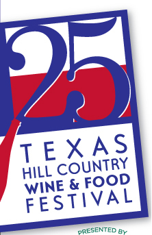 Texas Hill Country Wine and Food Festival logo