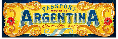 Passport to Argentina Logo