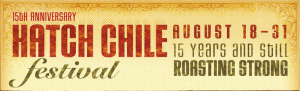Hatch Chile Fest Banner