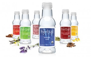 Display of Ayala's Herbal Water