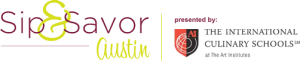 Sip and Savor Austin Logo