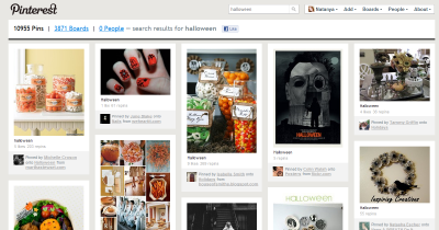 Pinterest Halloween Search Results
