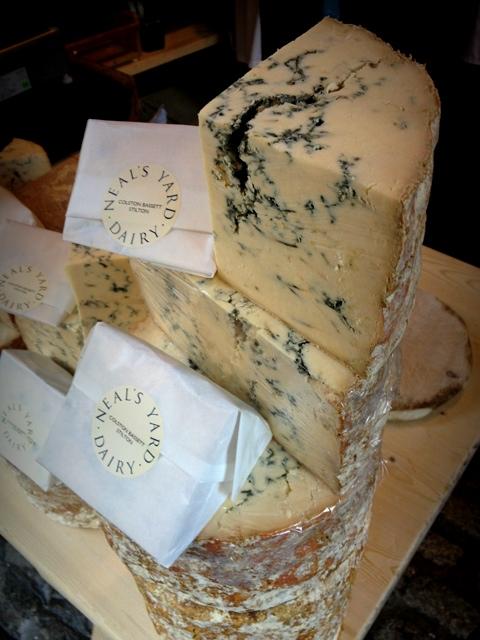 Neal's Yard Blue Cheese